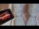 угги в наличии полубусины плюс эмблема Шанель из страз дмс Мастер инкрустации Елизавета Кюрчева
