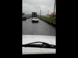 заплыв нв Комсомольской площади 06.07.17