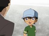 El Detectiu Conan - 444 - Lhome que sospirava buscant cloïsses (II)