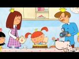 Мультфильмы - Жила-была Царевна - Жадина! (мультик 3)