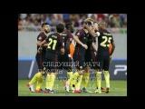 AGUERO VS Steaua București 16.08.16