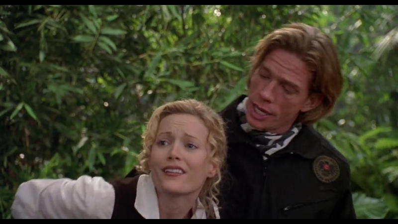 Джордж из джунглей (1997) HD 720p