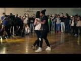 🎥 Kizomba 👉 L'ANGE NOIR & ELODIE CATENA 👈 INSIDER FESTIVALS #13