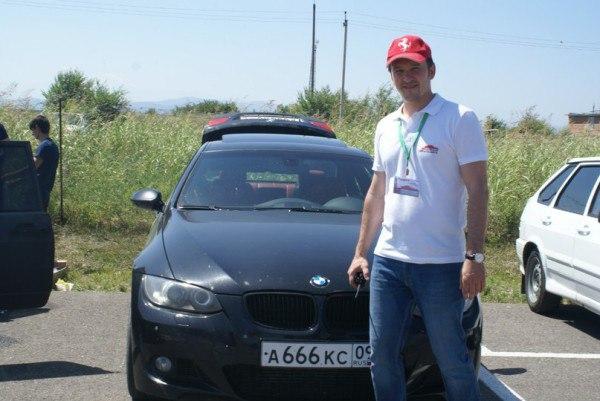 Житель из станицы Зеленчукской призер соревнований по дрэг-рейсингу