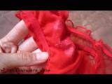 Фетиш-влажные трусики после мастурбации