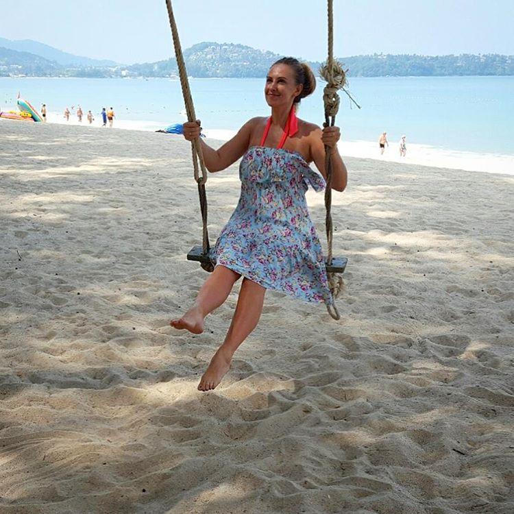 Ольга Гажиенко рассказла о перелете в Тайланд.