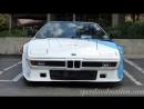 BMW M1 Procar AHG (E26) - (Walkaround and drive off)