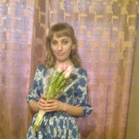 Анкета Екатерина Устьянцева