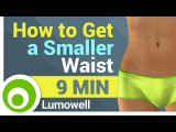 Exercises to Get a Smaller Waist