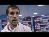 Дмитрий Комбаров во втором тайме мы не дали прибавить Бельгии