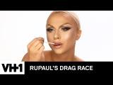 Drag Makeup Tutorial: Farrah Moans Hurried Hotness | RuPauls Drag Race Season 9 | Now on VH1