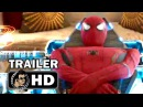 SPIDER-MAN: HOMECOMING Official New Suit Trailer (2017) Tom Holland Marvel Movie HD