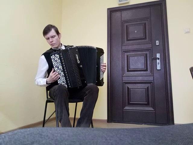 Репников Концертино 2,3 части