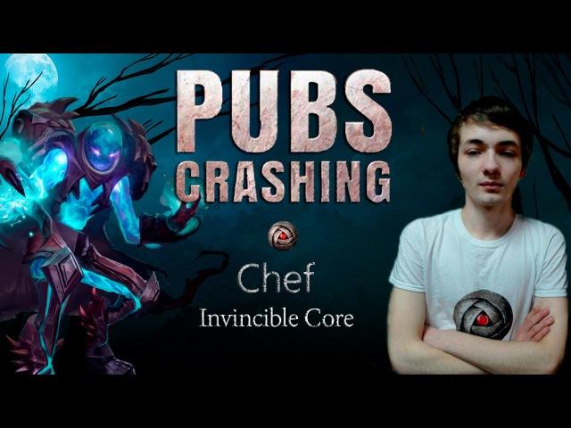 Pubs Crashing Chef Arc Warden