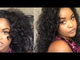 How to revive/restore synthetic wigs! STOP THROWING AWAY MONEY! Ft. Outre Amber