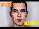Sterling Archer Loot Wear August 2016 Makeup Tutorial