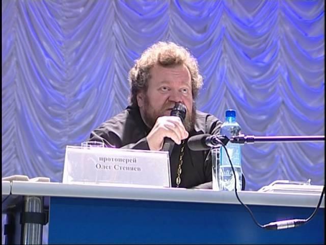 Олег Стеняев. О русских и евреях