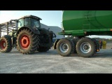 Krampe Dolly 20-L mit Fendt Vario