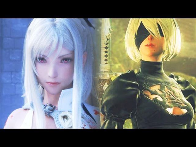 Lore summary - From Drakengard to Nier: Automata