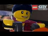Мультики для детей про Машинки Гонки Мультфильмы Лего Сити Полиция Lego City Undercover - ...