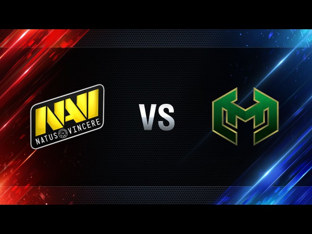 Natus Vincere vs Carpe Diem - day 3 week 8 Season I Gold Series WGL RU 2016/17