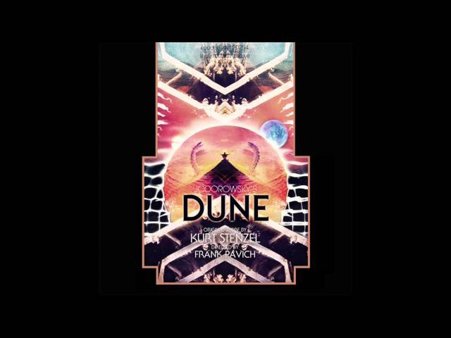 Kurt Stenzel | Jodorowsky's Dune OST - 'Parallel World' (Light In The Attic Records)