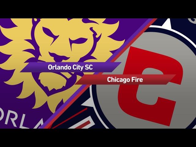 HIGHLIGHTS | Orlando City SC vs. Chicago Fire | June 4, 2017