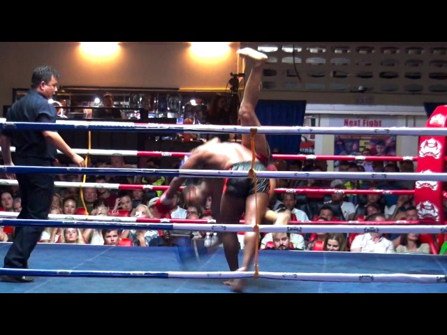 Kunchan (Tiger Muay Thai) vs Kohmark (CherngTalay Muay Thai) 2/1/17
