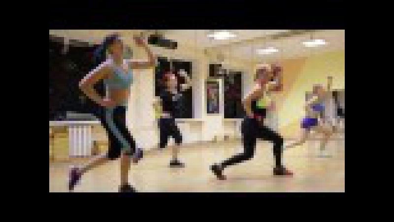STRONG ZUMBA! Сеть фитнес центров Атлетика в Серпухове