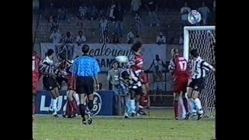 Atlético-MG 2x2 Milan - 1997 - Copa Centenário BHTE