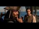 Пираты Карибского моря Проклятие Черной жемчужины 2003 трейлер на русском
