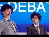 Le débat des primaires Jamel Debbouze et Gad Elmaleh