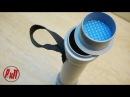 Крутые самоделки из пластиковых труб. Полезные советы, которые вам точно пригодятся