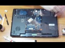 Разборка Acer Aspire 7750 (Cleaning and Disassemble Acer Aspire 7750)