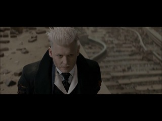 Gellert Grindelwald Reveal Scene (HD) - Fantastic Beasts And Where To Find Them
