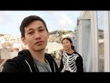 Влог Португалия Путешествия по миру Город Лиссабон