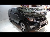 2017 SsangYong Actyon Sports - Exterior and Interior - Auto Show Brussels 2017