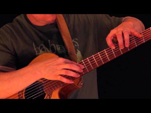 Виртуоз Спенсер Эллиотт Spencer Elliott Elipsos Acoustic Guitar