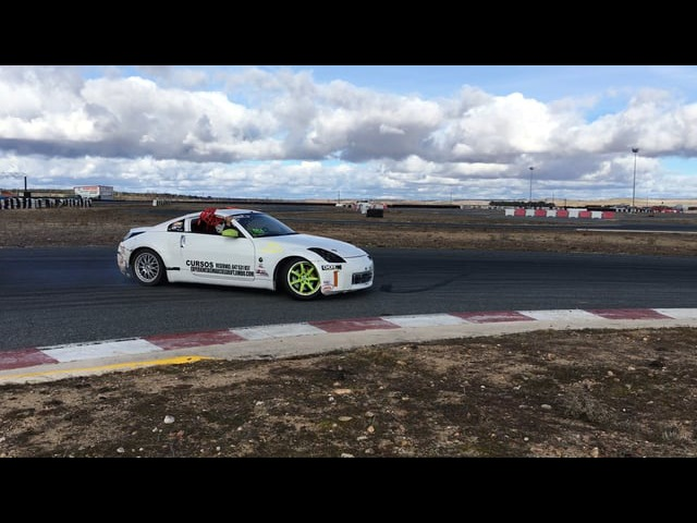 Curso drift am FK1