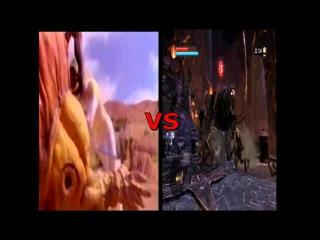 Рейнджеры VS Overlord