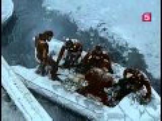 Подводная одиссея команды Кусто: 29 Кусто в Антарктике - Часть IV - Снежная буря в з...