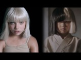 Sia - Unstoppable (Official Video) Maddie Ziegler vs Mahiro Takanaro