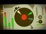 Vinyl's Wub Club Animation
