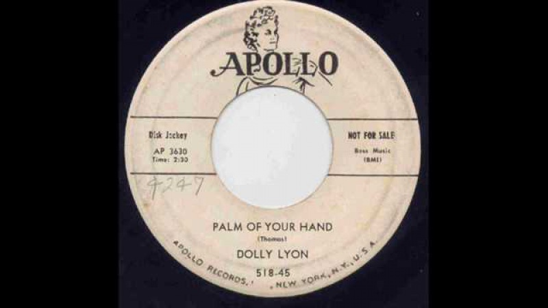 Dolly Lyon - Palm of your hand