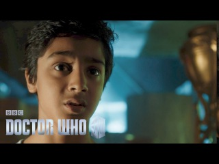 Doctor Who: Actor Kaizer talks about his experience - Smile - Series 10 Episode 2 - BBC One
