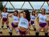 M-FAM twerk teamReggaeton &amp Twerk choreo by Michel' SPB-AUG2016