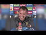 Brendan Rogers Asked The Worst Question Ever