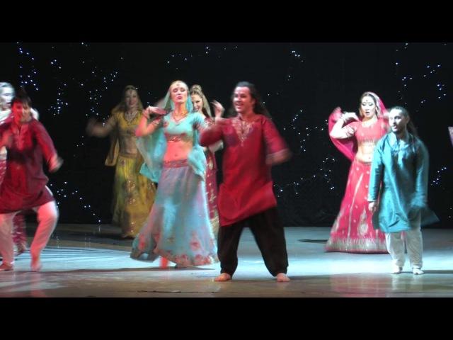 Holiya me ude re gulaal - Amrita (Moscow)