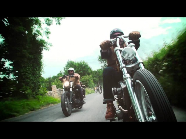 FTH competing in the Sailor Jerry Ride 2016
