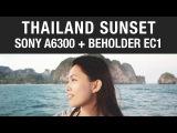 Thailand Sunset [Sony a6300, Beholder EC1 Gimbal]